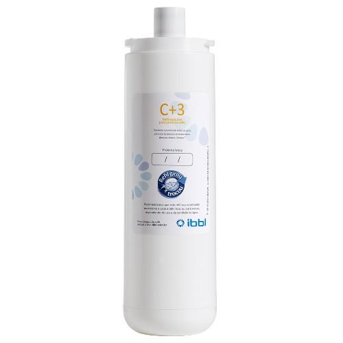 Refil C+3 Filtro Purificador De Água Ibbl Fr600 Original